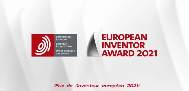 Le prix de l'inventeur européen : Les finalistes
