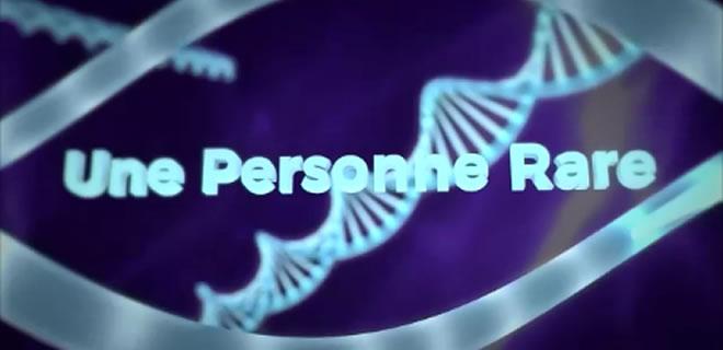 Une personne rare