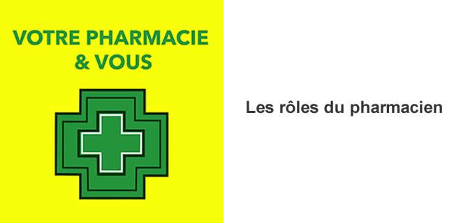 Votre pharmacie et vous