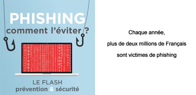 Phishing, comment l'éviter?
